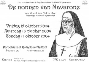 de nonnen van Navarone